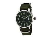 Filson Mackinaw Field Watch 43 Mm Green Watches