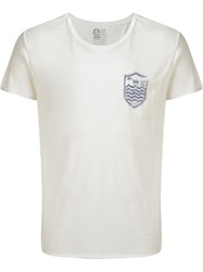 Osklen Chest Pocket T Shirt White
