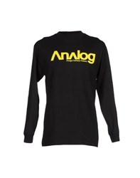 Analog Topwear T Shirts Men