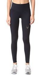 Lucas Hugh Core Performance Leggings Black