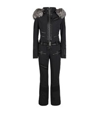 Spyder All In One Eternity Suit Female Black