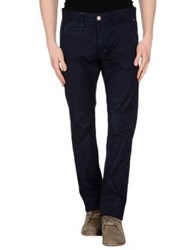 Sun 68 Casual Pants Dark Blue