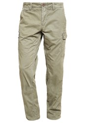 S.Oliver Cargo Trousers Uniform Khaki