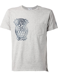 Engineered Garments Owl Print T Shirt