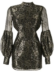 Alice Mccall High Neck Cut Out Dress 60