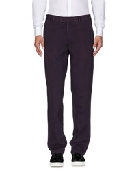 Aspesi Casual Pants Purple
