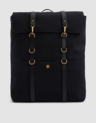 Mismo M S Backpack In Coal Black Coal Black
