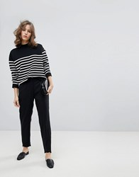 Selected Tailored Trouser Pants Black