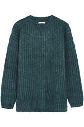 See By Chloe Oversized Knitted Sweater Jade