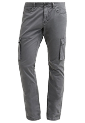 S.Oliver Cargo Trousers Stone Grey