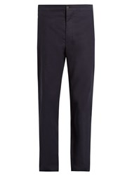 Sorensen Painter Lightweight Twill Trousers Navy