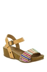 Rocket Dog Gem Wedge Sandal Pink