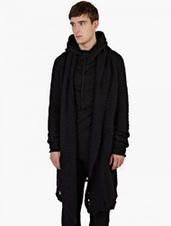 Thom Krom Longline Draped Knit