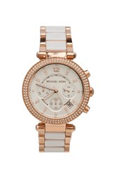 Michael Kors Parker Watch Metallic Copper