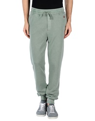 Fred Perry Casual Pants Green