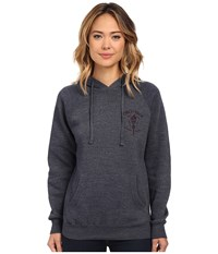 Obey Propaganda Awareness Pullover Navy Women's Clothing
