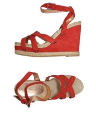 Marc By Marc Jacobs Espadrilles Fuchsia