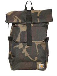 Carhartt 19L Camouflage Techno Canvas Backpack