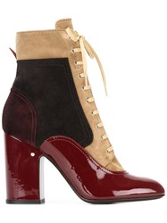 Laurence Dacade 'Manon' Boots Red