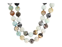 Kenneth Jay Lane 6438 Necklace Jade Necklace Green