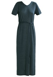 Selected Femme Sfivy Maxi Dress Ombre Blue