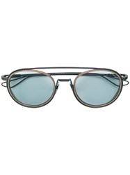 Dita Eyewear System Sunglasses Metallic