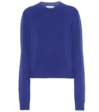 Bottega Veneta Cashmere Blend Sweater Blue