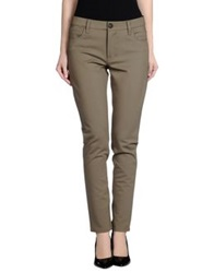 Tag Elements Casual Pants Military Green