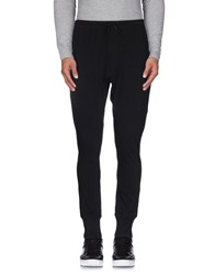 Y 3 Trousers Casual Trousers Men Black