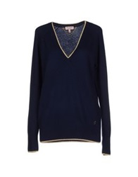 Juicy Couture Sweaters Dark Blue