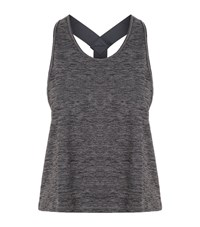 Under Armour Underarmour Swing Keyhole Tank Top Female Grey