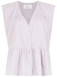 Lilly Sarti Anges Blouse White
