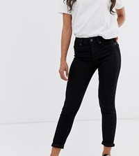 New Look Petite Skinny Jean In Black