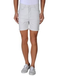 Uniforms For The Dedicated Bermudas Light Grey