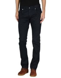 Dirk Bikkembergs Sport Couture Casual Pants Dark Blue
