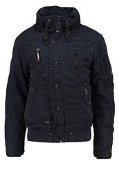 Khujo Choovio Light Jacket Navy Dark Blue