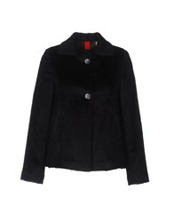 Femme By Michele Rossi Coats And Jackets Coats Black