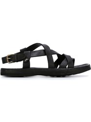 Officine Creative 'Artist' Sandals Black