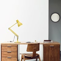 Anglepoise Margaret Howell Type75 Desk Lamp Yellow Ochre