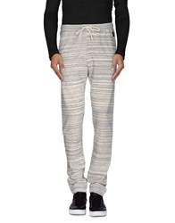 Iuter Trousers Casual Trousers Men Grey