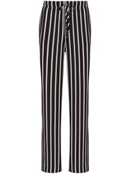 Esteban Cortazar Oversized Striped Trousers 60