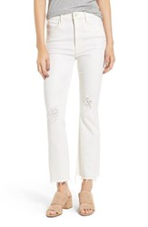 Mother Women's The Hustler High Rise Ankle Jeans