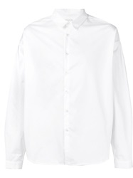 Y Project Elasticated Back Shirt White