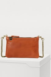 Clare V. Clutch With Chain