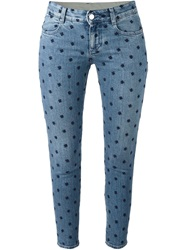 Stella Mccartney Skinny Jeans Blue