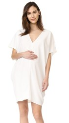 Hatch The Slouch Dress White