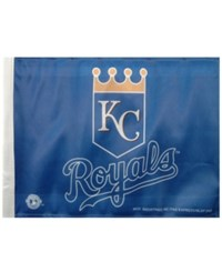 Rico Industries Kansas City Royals Car Flag Team Color