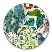 Emma J Shipley Amazon Coasters Set Of 4 Green