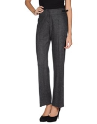 Caractere Aria Casual Pants Steel Grey