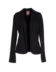 Rose' A Pois Suits And Jackets Blazers Women Steel Grey